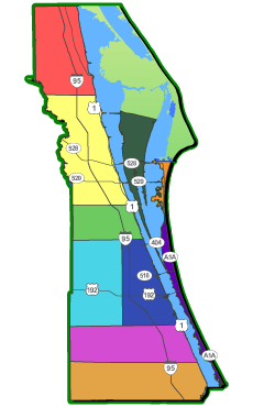 Palm Coast Fl Zip Code Map.Space Coast Coupons Inc Restaurant Coupons Cape Canaveral Cocoa