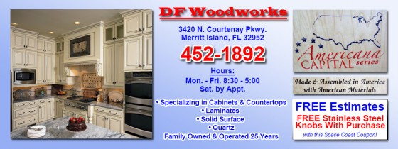 DF Woodworks Coupon