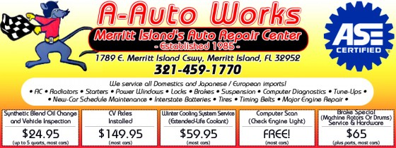A-Auto Works Coupon