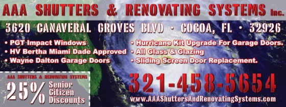 AAA SHUTTERS & RENOVATING SYSTEMS Inc.
