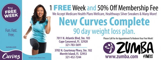 Curves Coupon