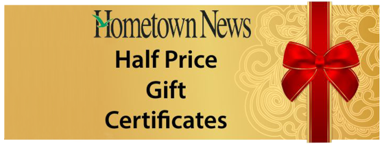 hometown news coupon