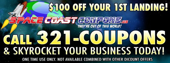 Space Coast Coupons June Special