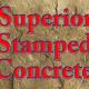 superior stamped concrete contractors merritt island