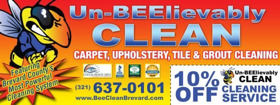 Un-BEElievably Clean
