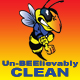 Un-BEElievably Clean Logo