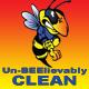 Un-BEElievably Clean Logo