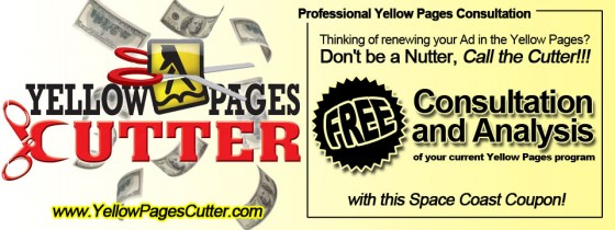 Yellow Pages Cutter Coupon